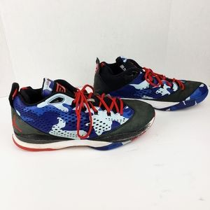 Nike Air Jordan Chris Paul CP 3 VII blue camo